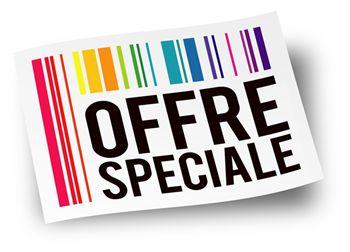Une nouvelle rubriques : les offres spéciales ! Lavandou