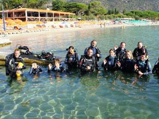 École de plongée